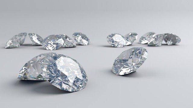 Diamantschilderijen kunnen verbluffende afbeeldingen creëren